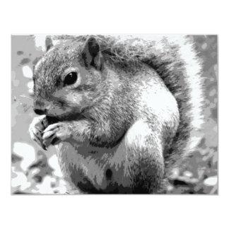 Squirrel Card