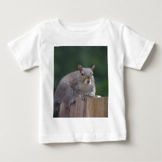 Squirrel Caught In the Act Product Series Tee Shirt