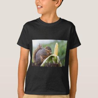 Squirrel Corn T-Shirt