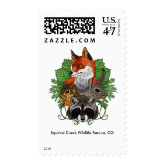 Squirrel Creek Stamps