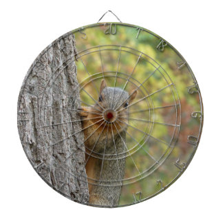 Squirrel Dart Board