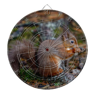 Squirrel Dartboard