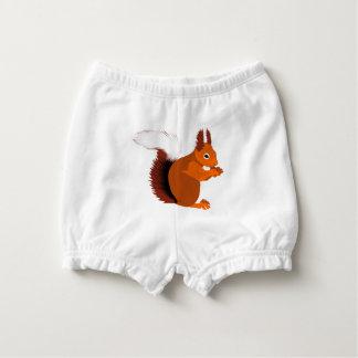 squirrel diaper cover