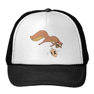 Squirrel Dreidel Trucker Hat