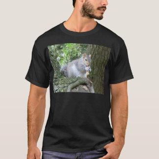 Squirrel eating a monkey nut T-Shirt