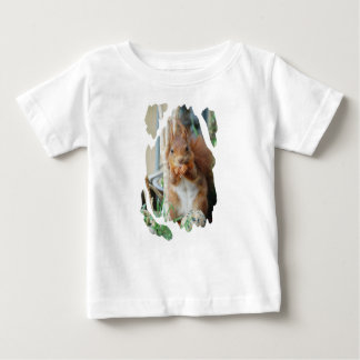 Squirrel for baby - photo Jean Louis Glineur Baby T-Shirt