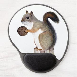 Squirrel Gel Mouse Pad