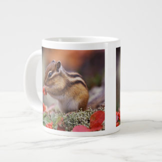 Squirrel Giant Coffee Mug