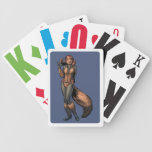 Squirrel Girl Bicycle Playing Cards