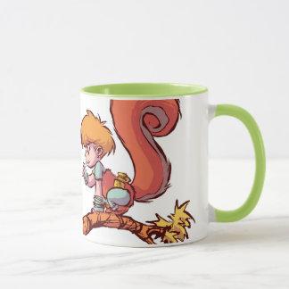 Squirrel Girl Getting Acorn Mug