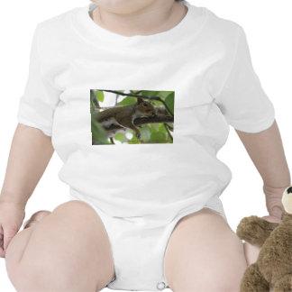"Squirrel - ""Honey, It Ain't Easy Being a Women"" Baby Bodysuit"
