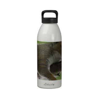 "Squirrel - ""Honey, It Ain't Easy Being a Women"" Drinking Bottle"