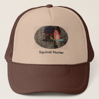 Squirrel Hunter Cap