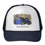 Squirrel Hunter Cap 2 Trucker Hats