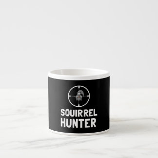 Squirrel Hunter Espresso Cup
