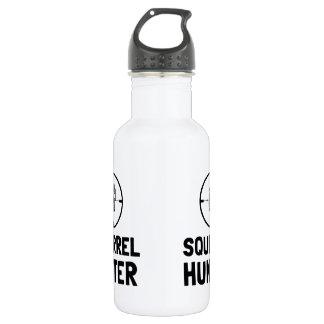 Squirrel Hunter Water Bottle