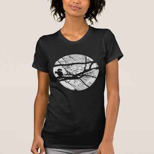 Squirrel in the Moonlight T-Shirt