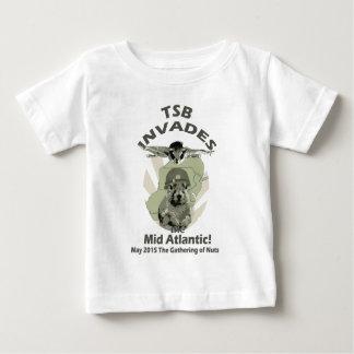squirrel_invades_DARK LETTERING Infant T-shirt