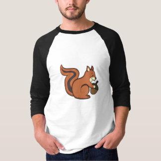 Squirrel kid T-shirt