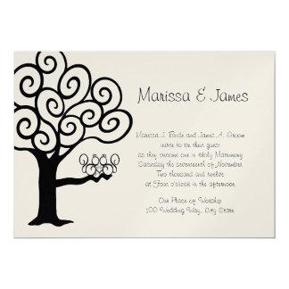 Squirrel Love Wedding Card