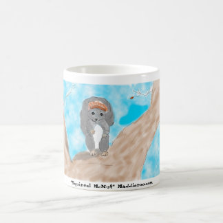 """Squirrel McNut"" 11 oz mug"