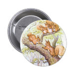 Squirrel Meeting Pins