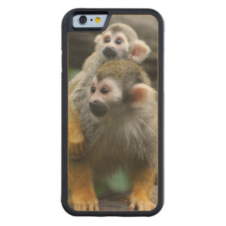 squirrel-monkey-29.jpg carved® maple iPhone 6 bumper