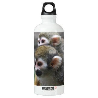 Squirrel Monkey Family Affair SIGG Traveler 0.6L Water Bottle