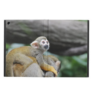 Squirrel Monkey iPad Air Covers
