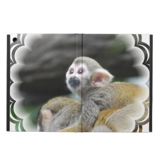 Squirrel Monkey Cover For iPad Air