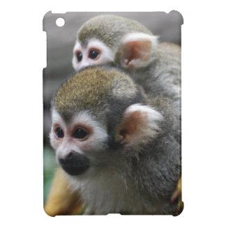 Squirrel Monkey iPad Mini Case