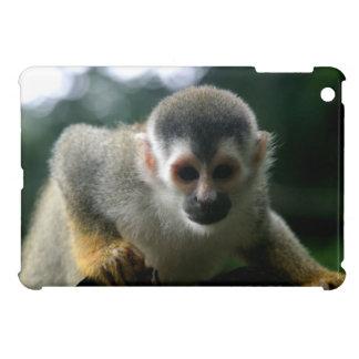 Squirrel Monkey iPad Mini Cover