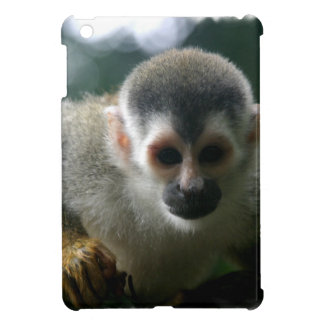 Squirrel Monkey iPad Mini Covers
