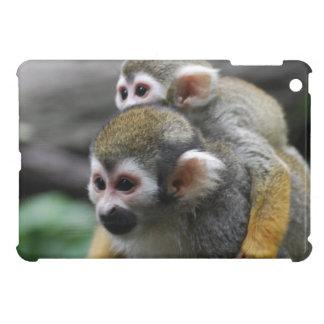Squirrel Monkey iPad Mini Cases