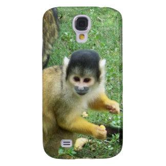 Squirrel Monkey iPhone 3G Case Samsung Galaxy S4 Case