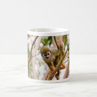 Squirrel Monkey Photograph Classic White Coffee Mug