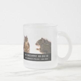 Squirrel Mug Shot
