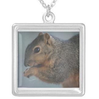 Squirrel Necklace