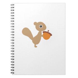 Squirrel Journals