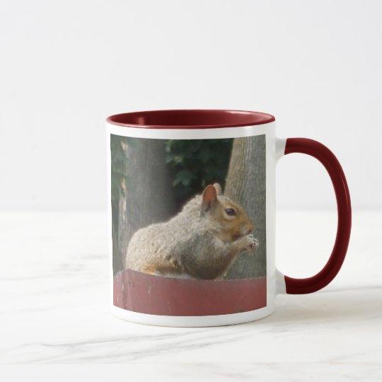 Squirrel Nut Mug