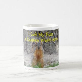 Squirrel Nuts Coffee Mug