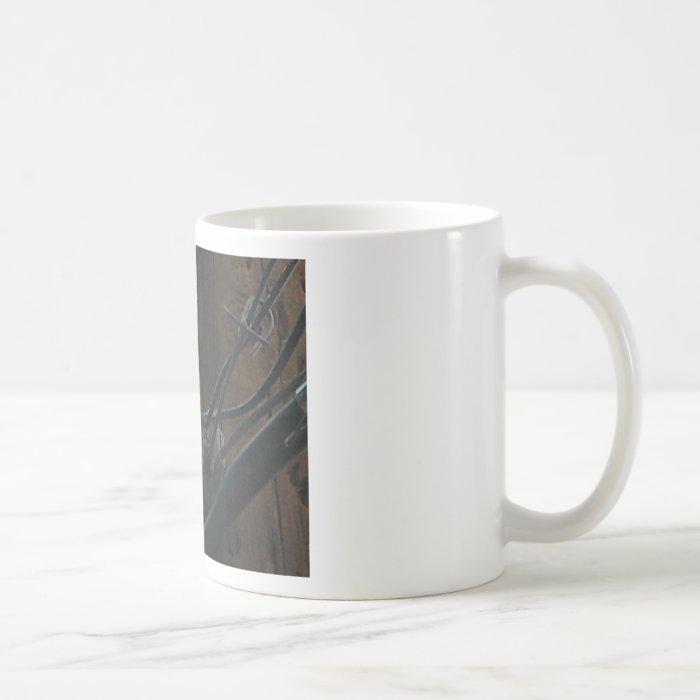 Squirrel on a Pole in Colorado Coffee Mug
