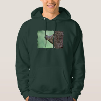 Squirrel On a Tree Hoody