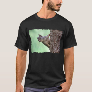 Squirrel On a Tree T-Shirt