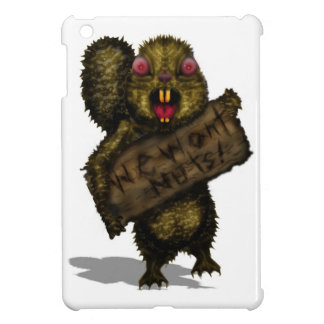 Squirrel on the Hunt iPad Mini Covers