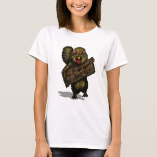 Squirrel on the Hunt T-Shirt