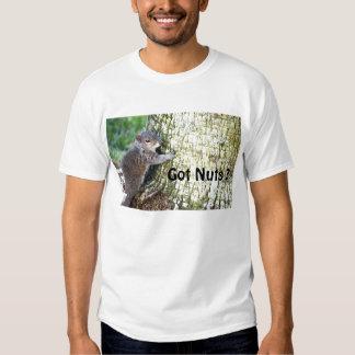 Squirrel on Tree, Got Nuts ? Shirt