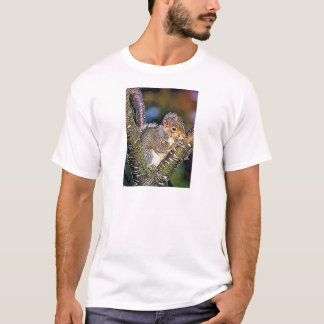 Squirrel Painting T-Shirt
