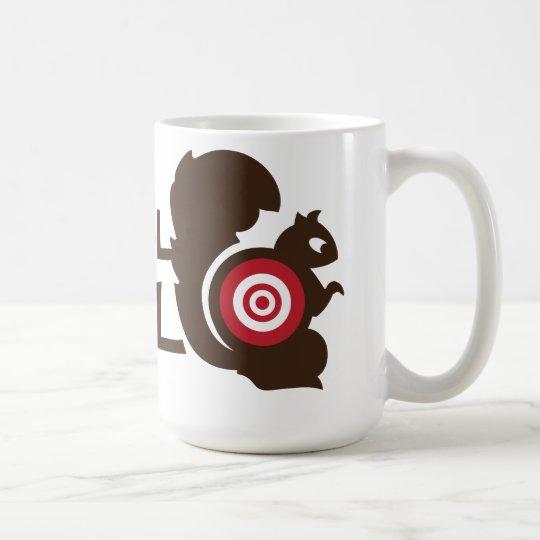 Squirrel Patrol Coffee Mug