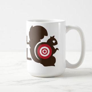 Squirrel Patrol Classic White Coffee Mug